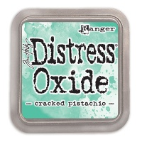 Tim Holtz Cracked Pistachio Distress Oxide Ink Pad